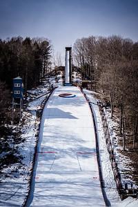 2018 Harris Hill Ski Jump
