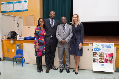 Melrose Bridges Academy Visit