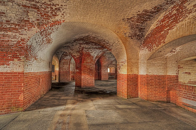 Fort Point at 21mm