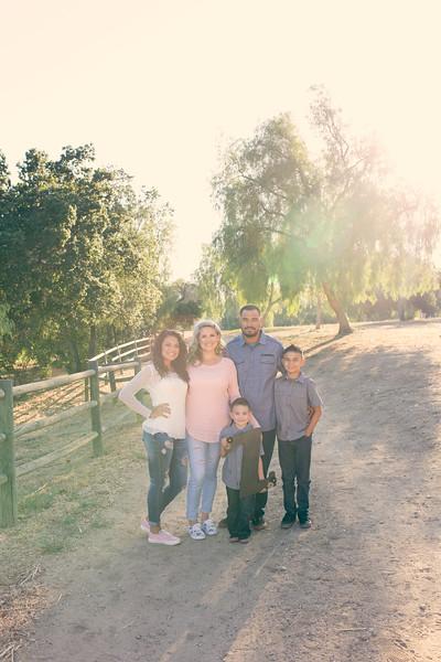 Zarate Family