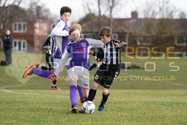 v Hoyland Town (cup) 16 - 02 - 14