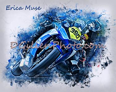 390 Sprint Art