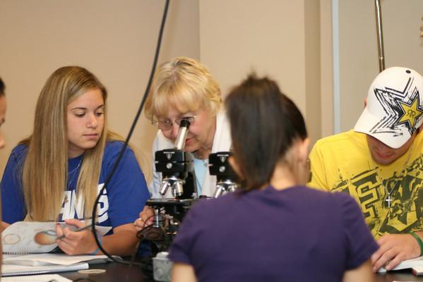 summer biology course