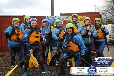 Splash Rafting River Tay 2020