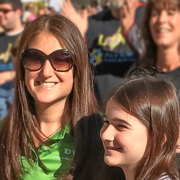 Karen Zuckerberg and daughter
