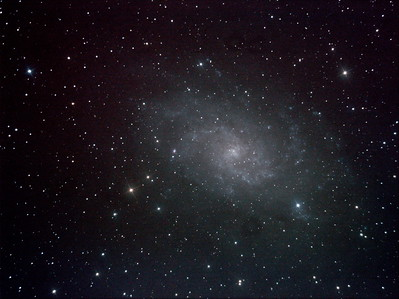M33 - Triangle Galaxy