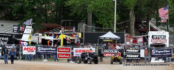 Gettysburg Clash/WoO Sprints Lincoln Speedway Dave Dalesandro Photos