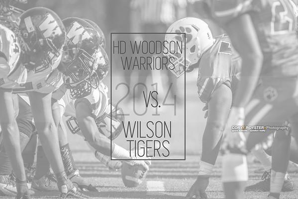 HD Woodson vs Wilson