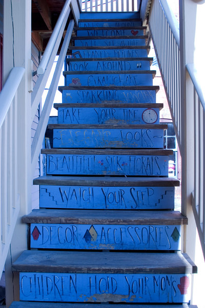 St. Charles - Guiding Stairs