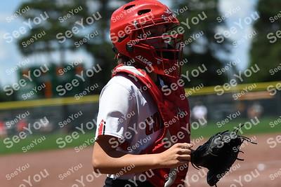 Clarion-Goldfield Vs St. Edmond Softball