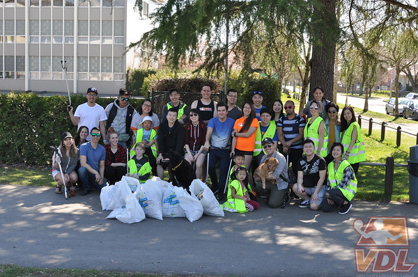 S27- Community Engagement- Neighbourhood Cleanup Party- March 31, 2019