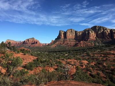 Sedona and Grand Canyon - Dec 2016
