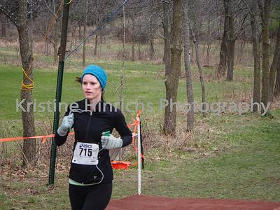 Bear Trax  20K Race 2014