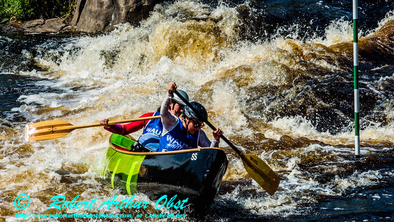AP WWC - 5 STAR FAVS of the 2016 ACA Open Canoe USA Slalom Nationals & North American Championships 22 - 24 July 2016 (USA WI Wausau).