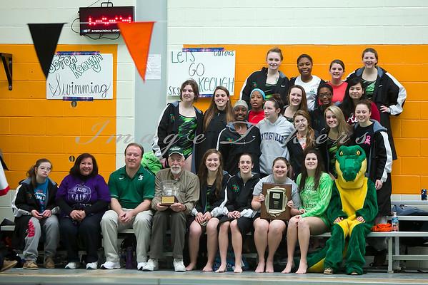 2012-2013 IAAM Swim Champs