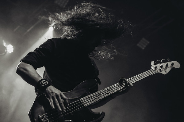 Dr.Bos Fotografie | The Agonist in Dynamo