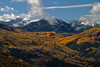 Fall Colors in the Sawatch Range, CO.