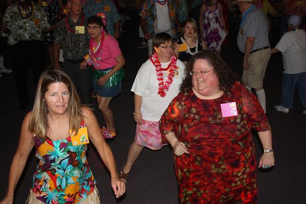 Dances, Parties & Parades
