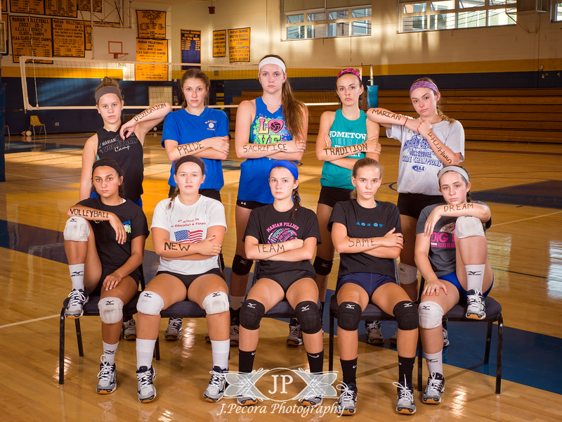 Marian Volleyball