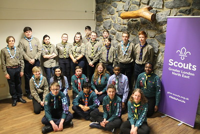 Chief Scout & Duke of Edinburgh Awards  (March 2020)