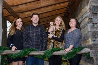 The Alexin Family December 2014