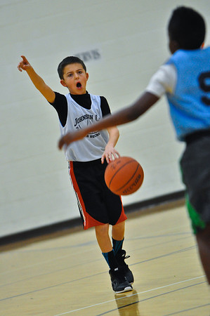 Johnson City Parks & Recreation Basketball 01/14/2013