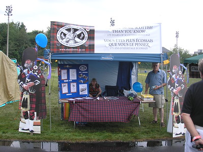 Montreal Highland Games 2012