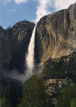 1998 Yosemite National Park