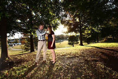 Carver Maier Engagment Shoot 10-21-12