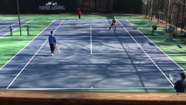 Doubles Practice 2-6-11