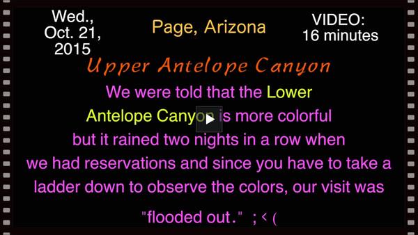 Arizona - Videos