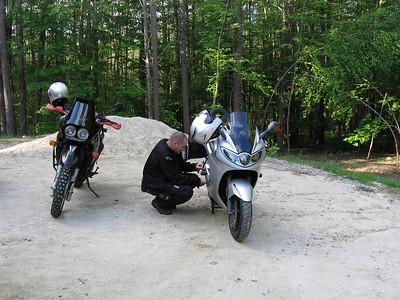 Oquossoc Ride