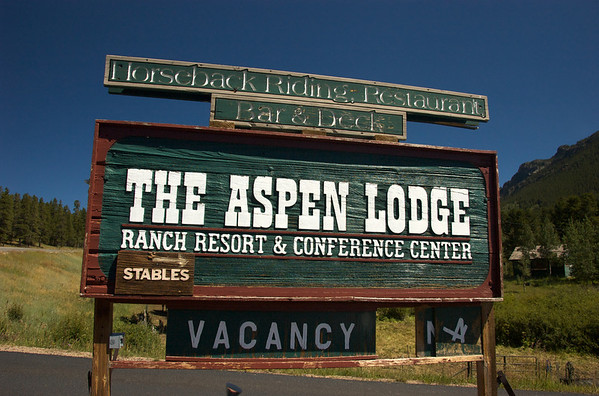 Estes Park: Aspen Lodge
