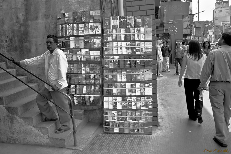 Bookstore Merchant