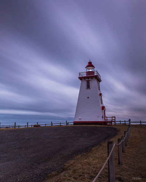 Souris Lighthouse, PEI