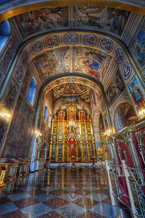 St. Michael's Golden-Dome Monastery