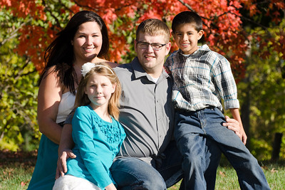 Rose family 2013