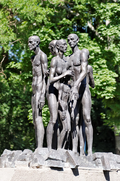 Odessa - Holocaust Memorial