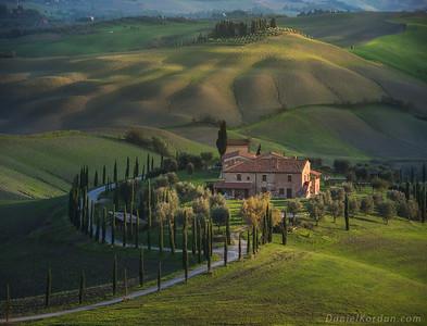 Tuscany EU/UK prints