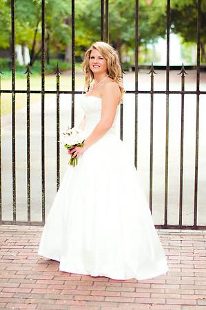 Whittney - Governor's Mansion SC Bridal Photos