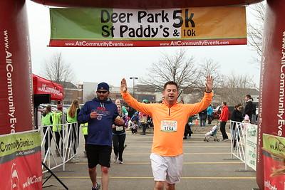 Deer Park St. Paddy's 5k & 10k