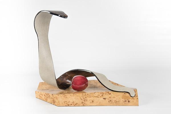 Bob Smith - Wooden Scultpures