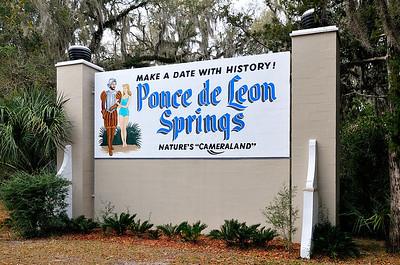 March 2010 - De Leon Springs