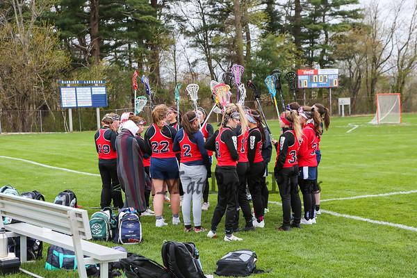 2019-5-13 WHS Girls Lacrosse vs Memorial-West