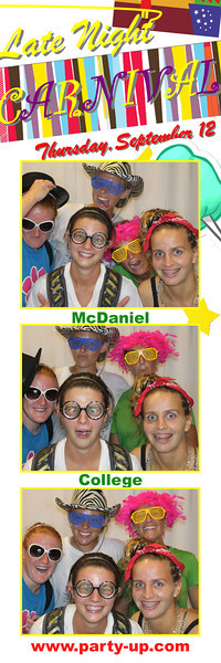 McDaniel College Late NIght Carnival