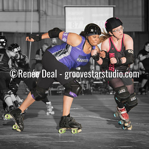 Boston Roller Derby 2/24/18