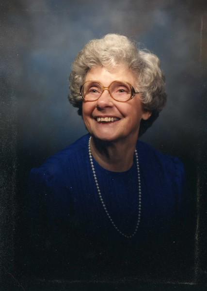 Mary Jansen. Date unknown.
