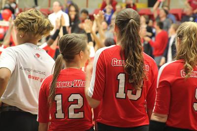 Volleyball vs Winthrop