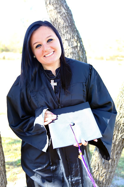 Danielle SFA Graduate