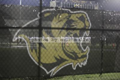 BHS Gold at BHS Black 9th Grade Football - 10/25/2012